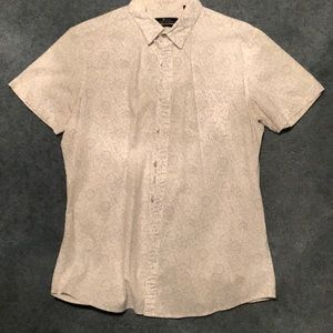 Marc Anthony short sleeve button up